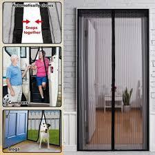Patio Door Insect Screen Mosquito Netting For Patio Door Home Outdoor Decoration