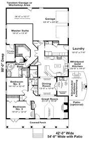 House Floor Plan With Measurements I Like The Private Porch Idea However I Don U0027t Like That There