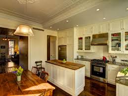Unfinished Solid Wood Kitchen Cabinets Staining Kitchen Cabinets Pictures Ideas U0026 Tips From Hgtv Hgtv