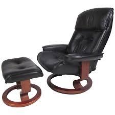 Zero Gravity Recliner Leather Danish Modern Contura Zero Gravity Recliner Chair By Modi