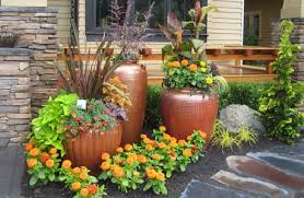 Summer Container Garden Ideas Planters And Hanging Baskets Wights