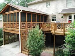small screened porch ideas split level brooks ideas pinterest