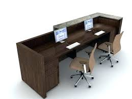 Computer Desk For Two Monitors Office Desk For 2 Spectacular 2 Person Computer Desk Images Two