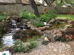 Small Backyard Ponds And Waterfalls by Garden Design Garden Design With Backyard Pond Ideas Uamp Designs