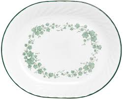 amazon com corelle impressions 12 1 4 inch serving platter