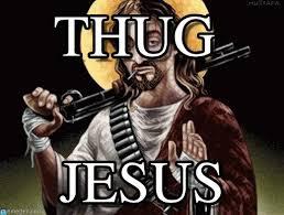Cool Jesus Meme - thug badass jesus meme on memegen