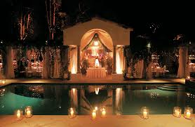 Wedding Ideas For Backyard by Wedding Ideas 11 Romantic Ways To Add Candles To Your Event