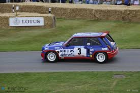 renault 5 maxi turbo renault 5 maxi turbo goodwood festival of speed 2015 f1 fanatic