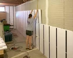 insulate basement walls home decorating interior design bath