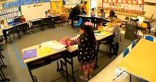 Standing Desks For Students Calif Elementary Brings In Standing Desks Ny Daily News