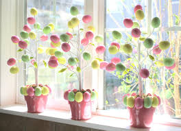 easter egg tree crafty target dollar egg tree