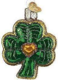 shamrock tree ornaments can add a touch of ireland to
