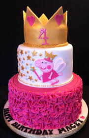 the 25 best peppa pig birthday cake ideas on pinterest peppa