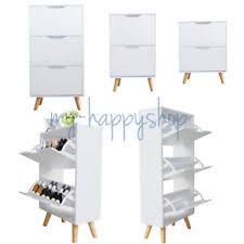 Hallway Shoe Storage Cabinet Hallway Shoe Storage Ebay