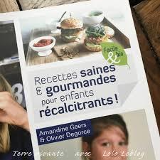 recette saine et facile recettes saines et gourmandes pour enfants récalcitrants lolo