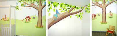 wandgestaltung kindergarten sweetwall wunschmotive für deine wand wandmalerei für
