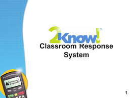 class response system classroom response system ppt
