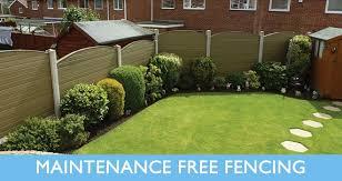 upvc plastic fencing panels plastic garden fencing composite