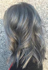 grey streaks in hair grey hair colors for 2017 best hair color ideas trends in 2017