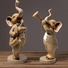 aliexpress buy creative elephant sculpture