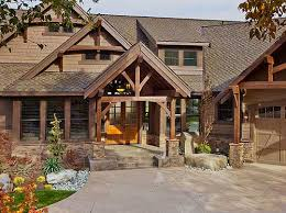luxury craftsman style home plans plan 23284jd luxury craftsman with front to back views