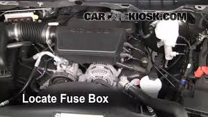 Seeking Fuse Interior Fuse Box Location 2011 2017 Ram 1500 2011 Ram 1500 Slt