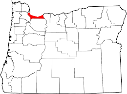 State Map Of Oregon by National Register Of Historic Places Listings In Multnomah County