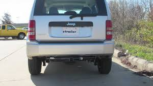 trailer hitch installation 2011 jeep liberty hitch