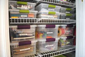 Closet Organization Systems Compact Craft Closet Organization Systems 68 Craft Closet