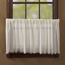 country tier curtains tobacco cloth 72