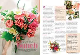 Wedding Flowers Magazine Featured In Wedding Flowers Magazine July 2014 U2013 Passion For Flowers