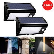 solar outdoor house lights top 7 best solar outdoor lights reviews in 2018