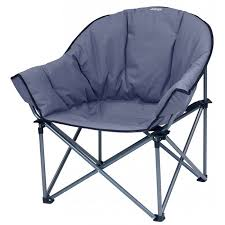 Collapsible Camping Chair Vango Titan Oversized Chair Smoke Folding Chairs Camping
