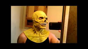 Skeletor Halloween Costume Skeletor Unboxing