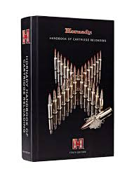 hornady 10th edition handbook of cartridge reloading manual