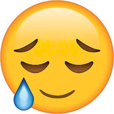Smiling Crying Face Meme - happy crying grateful secret emoji funny internet meme stickers