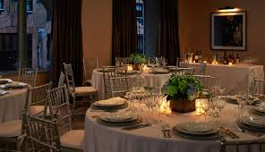 Gallery For Gt Setting The Table For Dinner by Meeting Space Nyc Midtown Event Spaces The Benjamin