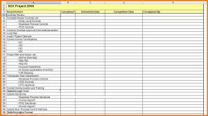 checklist template excel authorization letter pdf