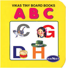 navneet vikas tiny board books abc english online in india buy at