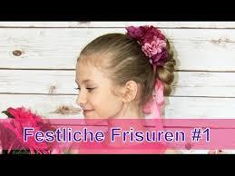 Frisuren Konfirmation Anleitung by Festliche Frisuren Nr 1 Kinder Konfirmation Hochzeit