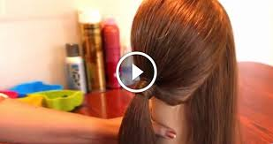 hairstyles for girl video how to do red carpet hairstyles simple hair style tutorial b g