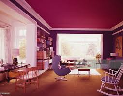 sixties living room pictures getty images