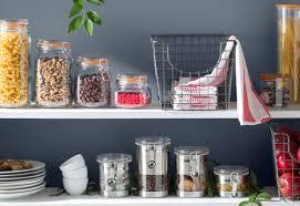 glass kitchen canister set wayfair basics wayfair basics 4 cl lid glass kitchen