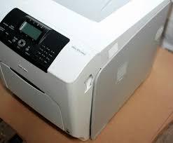 ricoh aficio sp c430dn 37ppm color laser printer for parts