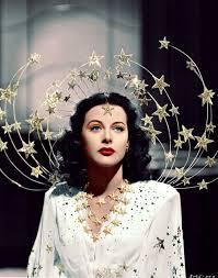 Girls Movie Star Halloween Costume Hedy Lamarr Ziegfeld 1941 Follies 40s Http Www