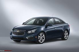 rumour chevrolet cruze to get mylink infotainment system in