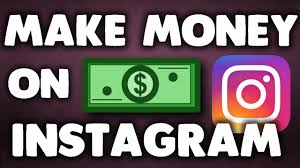 How To Earn Money From How To Make Money From Instagram Earn Extra 1000 Passive Income