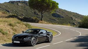 aston martin db11 v8 first drive fewer cylinders more fun