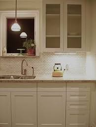 mini subway tile kitchen backsplash reader redesign ranch re kitchened kitchen redo kitchens and