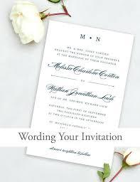 how to word wedding invitations wedding invitation exles ryanbradley co